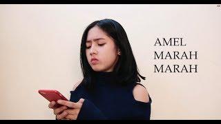 Amelia Yusana marah marah jadi aja jalan jalan sendiri