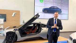 Vente du Salon de l'auto - Grenier BMW