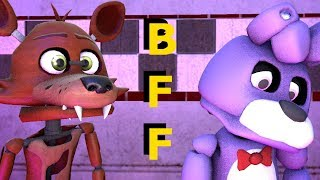 Baby Foxy Best Friends Forever [FNAF SFM] Animation