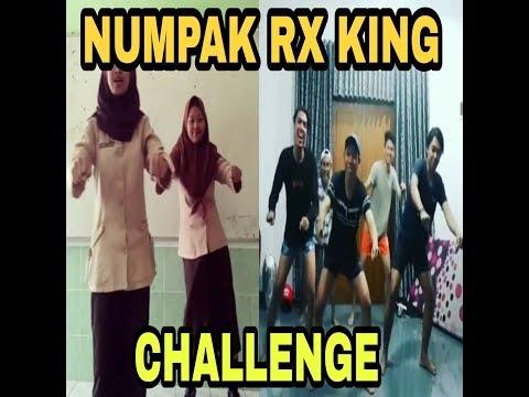 KOMPILASI NUMPAK RX KING CHALLENGE INDONESIA - KOCAK ABIS