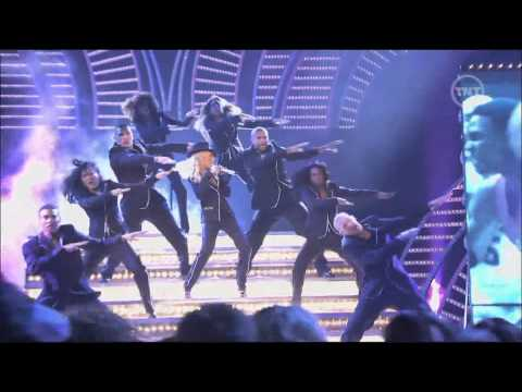Christina Aguilera- Ain't No Other Man NBA All Star Game Live HD