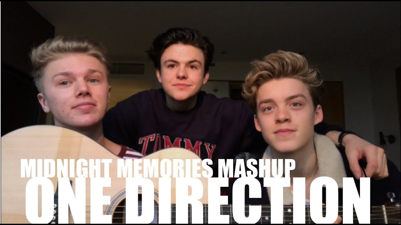 One direction midnight memories mashup by new hope club youtube one direction midnight memories mashup by new hope club kristyandbryce Choice Image