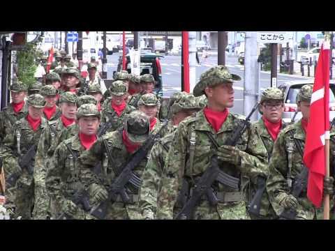 【FHD】西部方面普通科連隊