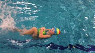 Урок плавания в Ворд Класс Уфа тренер Сапельникова Марина #lekssalove