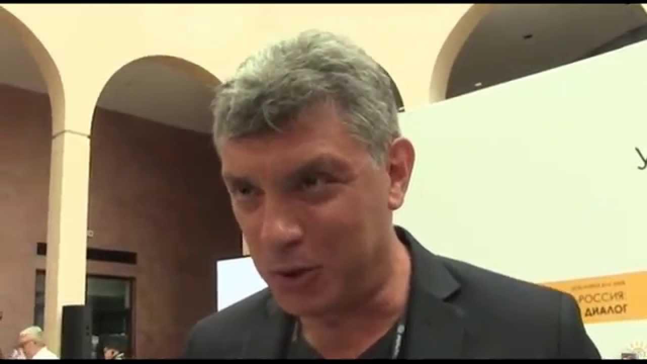 Немцов пиздабол