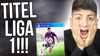 DER KAMPF UM DEN TITEL IN LIGA 1! - FIFA 15