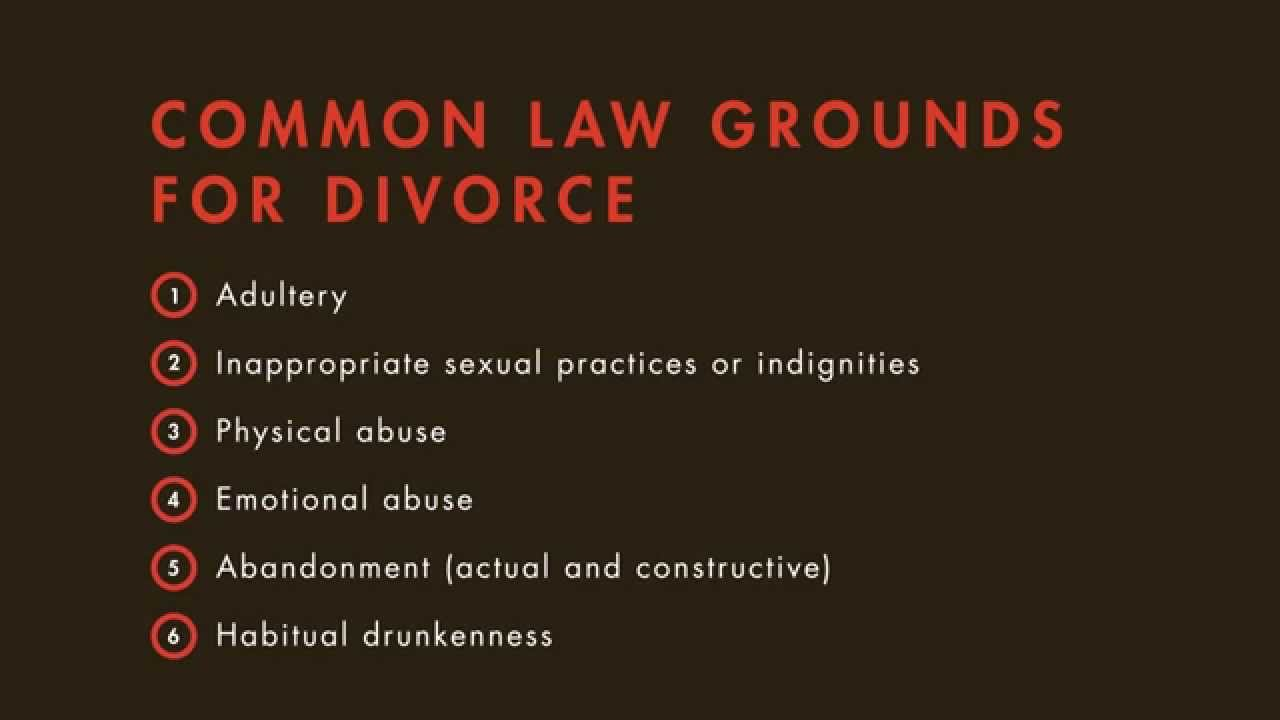 reasons for divorce New york recognizes both fault and no-fault grounds for divorce.