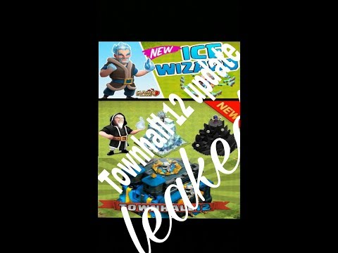 Clash of clans (Coc) update leaked