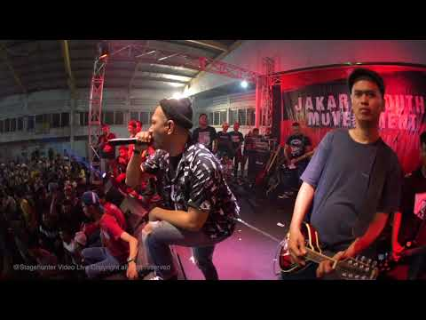 TENHOLES - MESIN FACTORY Live At Jakarta Youth Movement 2017 Jayabaya VIDEO LIVE