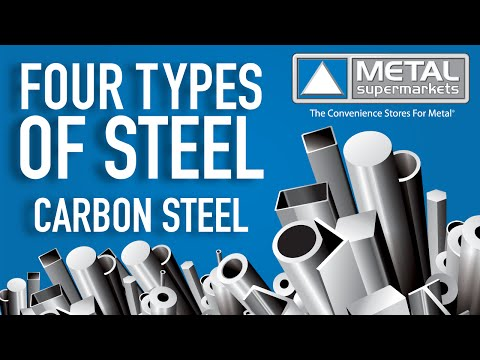 The Four Types of Steel | Metal Supermarkets