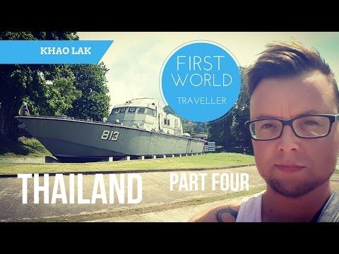 First World Traveller hits Khao Lak - Thailand Part 4