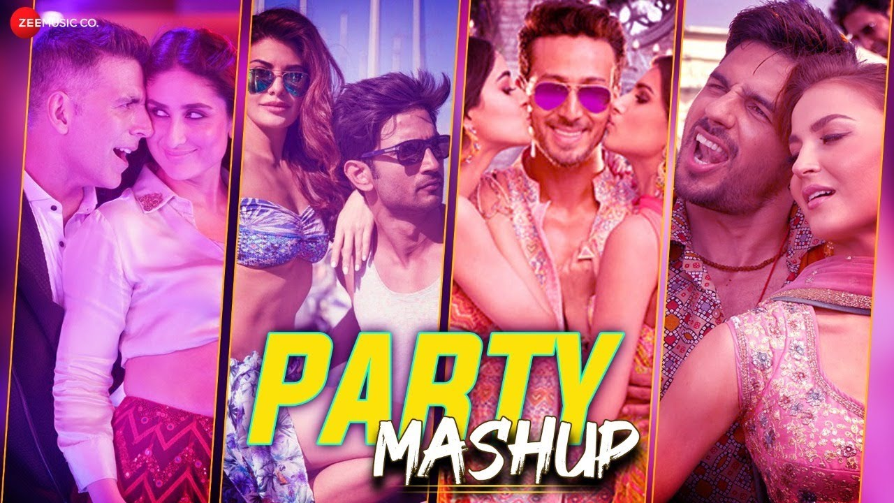 Party Mashup by DJ Raahul Pai & Ravi Sharma