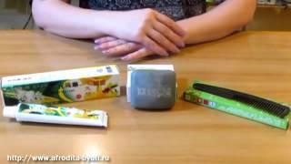 видео Турмалиновое мыло для лица