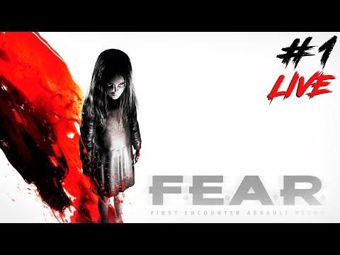 СТРАХ СИЛЬНЕЙШАЯ ЭМОЦИЯ | FEAR | F.E.A.R | #fear #horror #stream