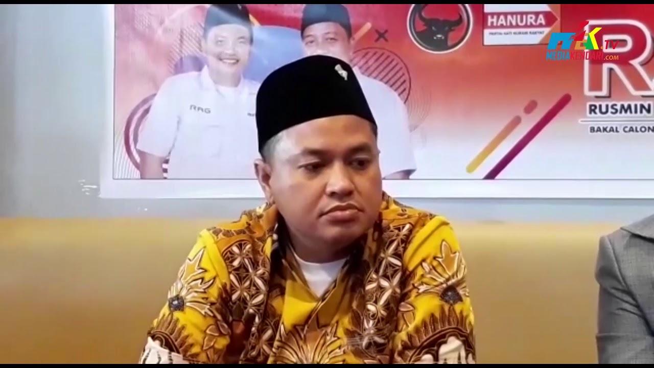 DPP Partai Hanura Resmi Dukung RAG SS di Pilkada Konsel