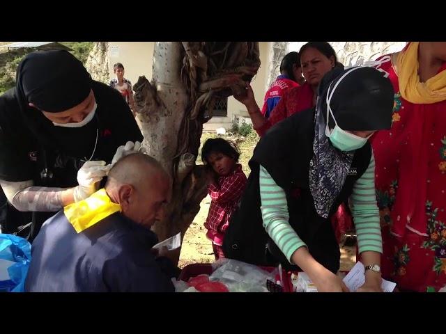 MRATV Misi Kemanusiaan Nepal 2015