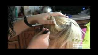 Наращивание волос (итальянское наращивание EURO.SO.CAP.)