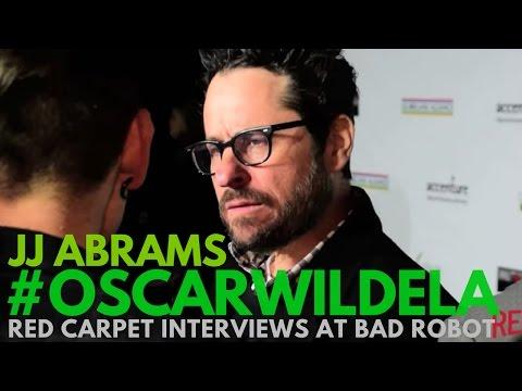 JJ Abrams interviewed at the 12th Annual Oscar Wilde Awards #OscarWildeLA