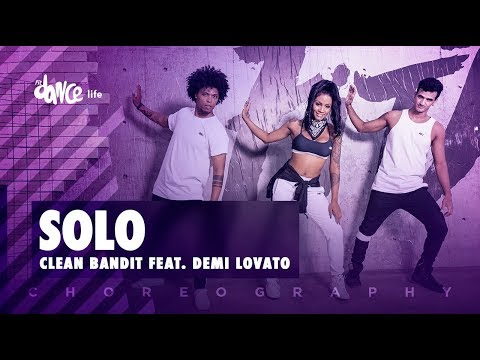 Solo - Clean Bandit feat. Demi Lovato  | FitDance Life (Coreografía) Dance Video