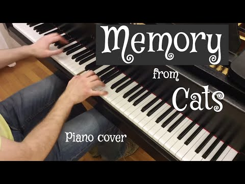 Andrew Lloyd Webber  Memory from Cats Piano   Lucky Piano Bar Eugene Alexeev