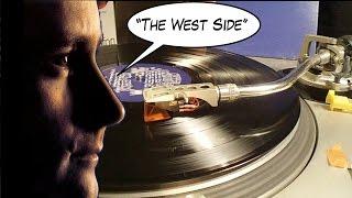 Phil Collins: The West Side - Vinyl  (1982)