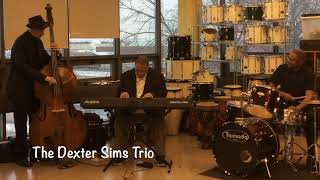 Dexter Sims Trio