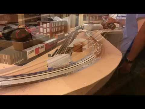 How-To paint HO scale track - Rail and Tie Plates!