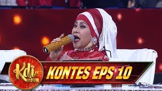 Masih Pembukaan Udah Maen Samber Lagu Aja Nih - Kontes KDI Eps 10 (17/8) thumbnail