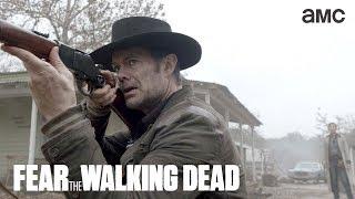 'Splitting the Bullet' Kill of the Week Ep. 503 | Fear the Walking Dead