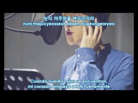 Baekhyun - Beautiful MV (Sub español + hangul + roma)