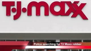TJ Maxx in Dalton, Georgia robbery