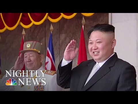 North Korea's Latest Threat Singles Out Guam, A U.S. Territory | NBC Nightly News