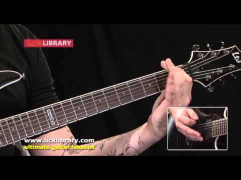 Slipknot Psychosocial Guitar Cover Performance | Learn To Play Slipknot Guitar Lesson DVD - Licklibrary - Online Guitar Lessons  - JTvZkXIlUWY -