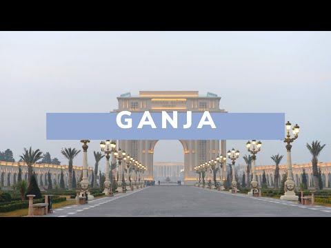 Discovering Ganja, Azerbaijan (July, 2016)
