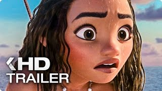VAIANA Exklusiv Clip & Trailer German Deutsch (2016)