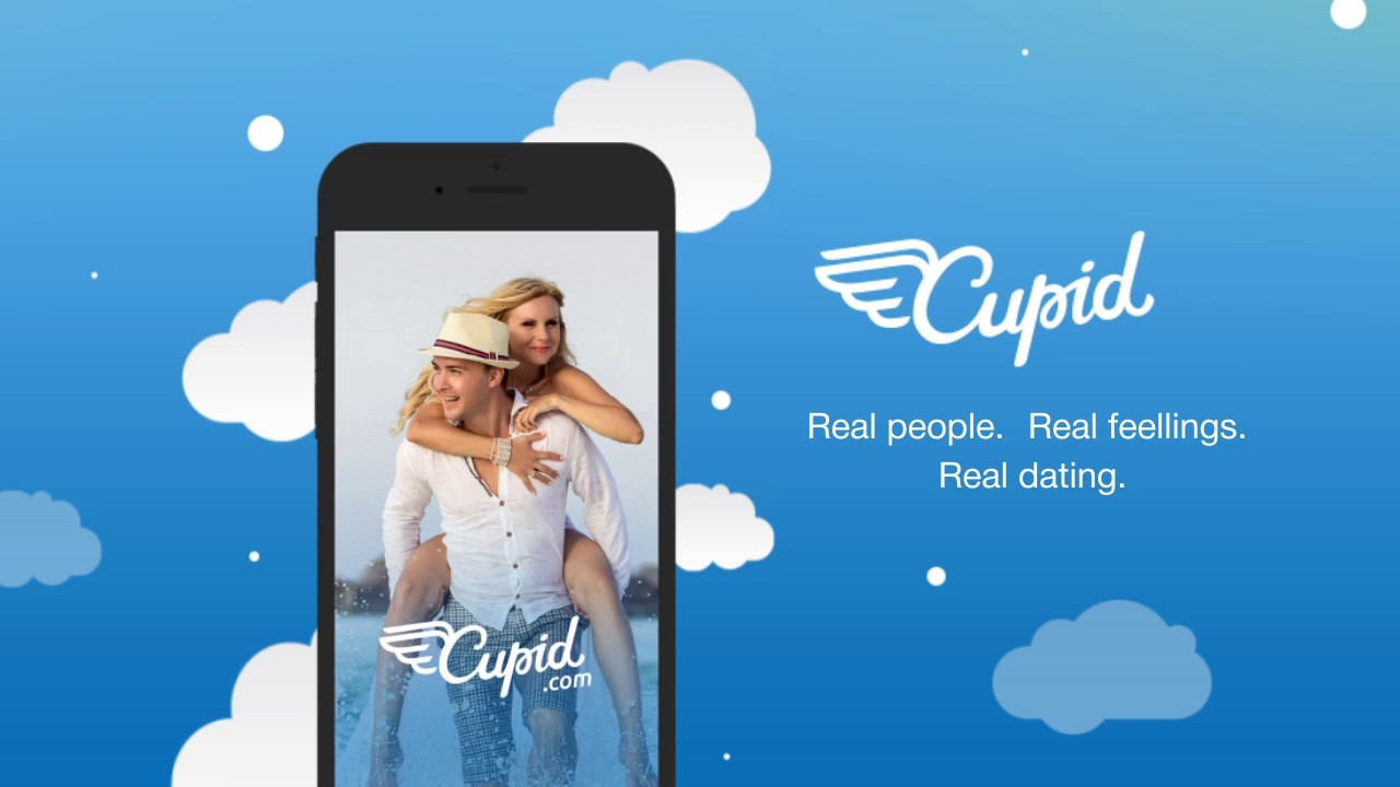 Cupid dating site app