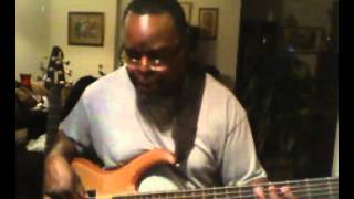 JamesOnBassJones playing Here We Go Again by The Isley Brothers