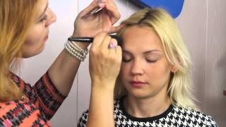 Новости от Спутник-ТВ, уроки мейкапа от Анны Лифановой - водостойкий макияж