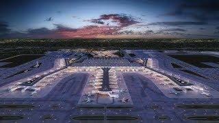 'Dünyanın yeni kavşağı' İstanbul Havalimanı açıldı