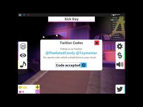 Pixelated Candy Roblox Code - 0425