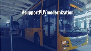 DOTr PUV Modernization Program Launch Video