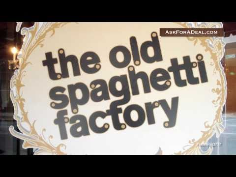 Old Spaghetti Factory Coupons