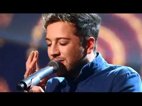 Matt Cardle - First Time Ever I Saw Your Face - Girls get your tissues ready x