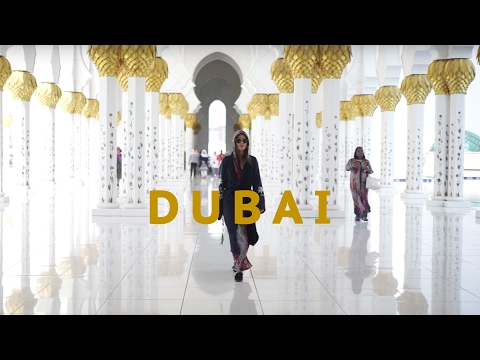 Song of Style Goes to Dubai