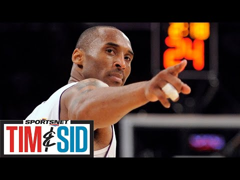 NBA World Honours Kobe Bryant With Touching Tributes And Heavy Hearts  | Tim And Sid