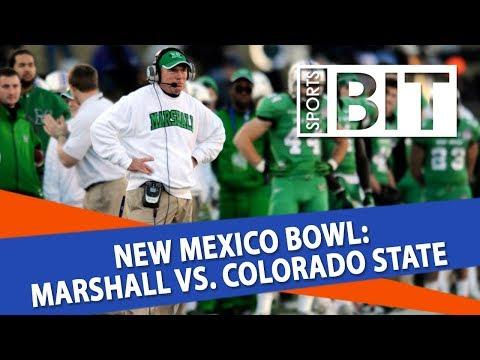 New Mexico Bowl: Marshall Vs. Colorado State | Sports BIT | NCAAF Picks