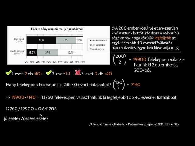 14/c - valószínűségszámítás
