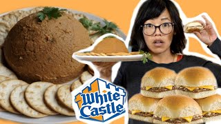 White Castle BURGER Paté Recipe TASTE TEST