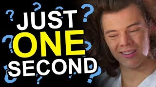 GUESS THE ONE DIRECTION SONG IN 1 SECOND