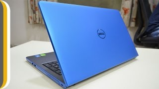 Dell Inspiron 5000 5558 Laptop Unboxing and Quick Review by Ur IndianConsumer